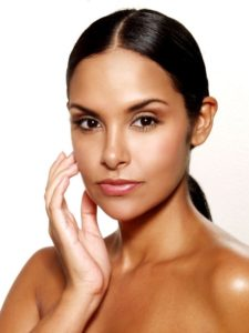 Scottsdale Laser Facial Rejuvenation Patient (Model)